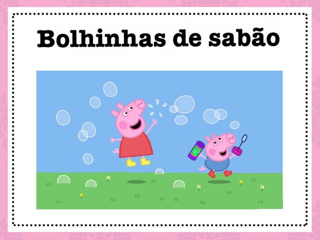 Bolhinhas de sabão by Max Esteves