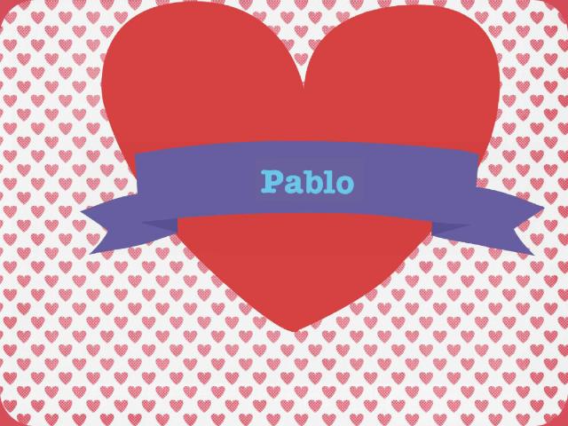 Pablo  by Samantha Rollins