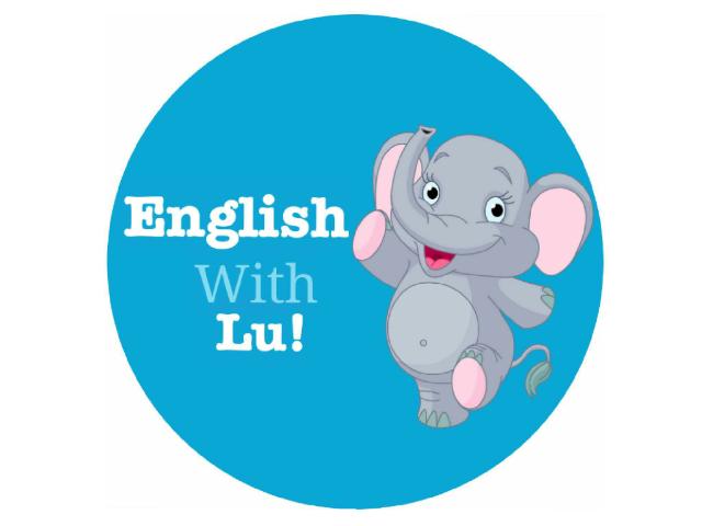 English with Lu! by valeria giraldo