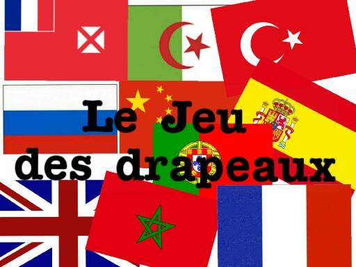 Le jeu des drapeaux  by Mallory Dailloux