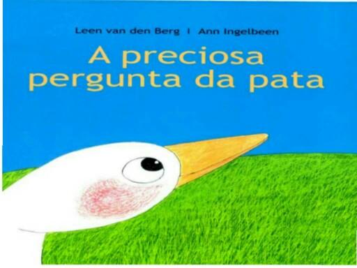 A preciosa perg da pata ADAPTADO by Fernanda Fonseca