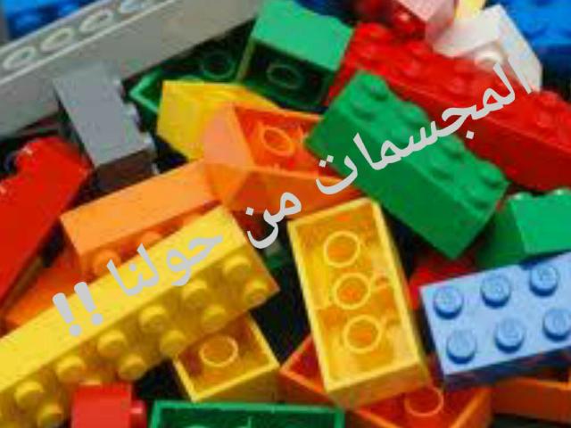 المجسمات  by Nabila Abu salah