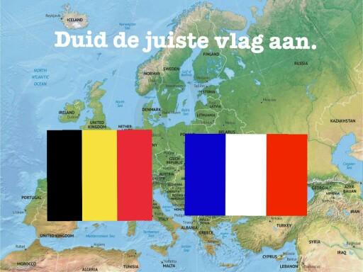 talen en vlaggen. by null null