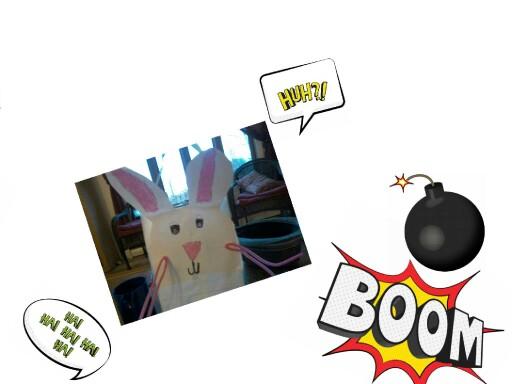 super  bunny. 1 by Magnus Larson