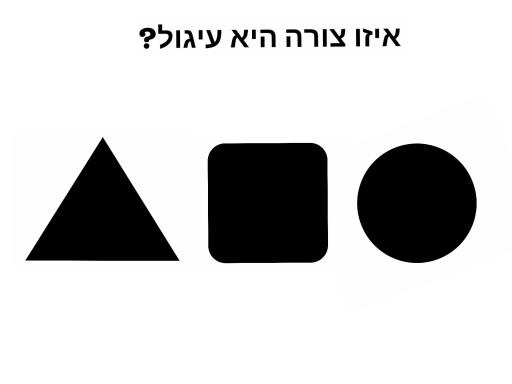תרגול צורות חולון by מית״ל חולון