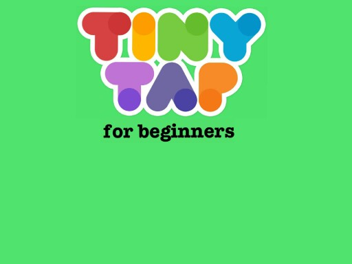 Tiny Tap for beginners by Mega  Charizard X