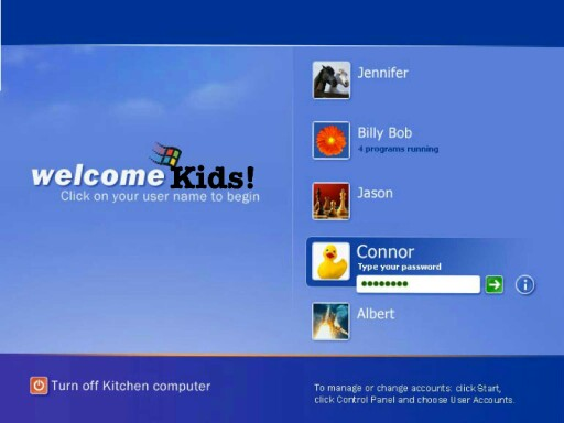 Windows 8+ Kids Edition by Seam Lol