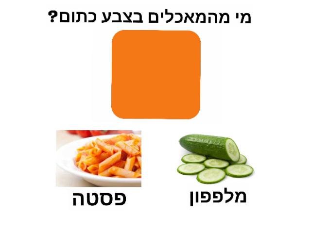 שיעור תזונה רמה א by עדי סרויה