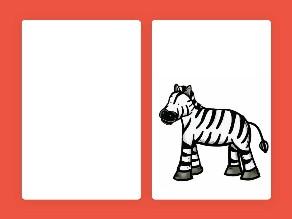 ¿Dónde está la cebra?  by Marisa Bello