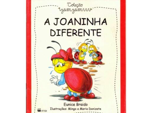 A joaninha diferente by Informática Rio Branco