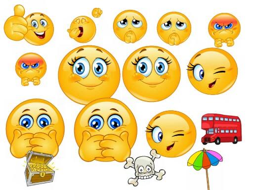 Go emojis by queen sassy