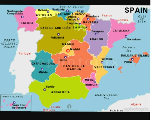 2016 Spain Review by Emily Smallcomb