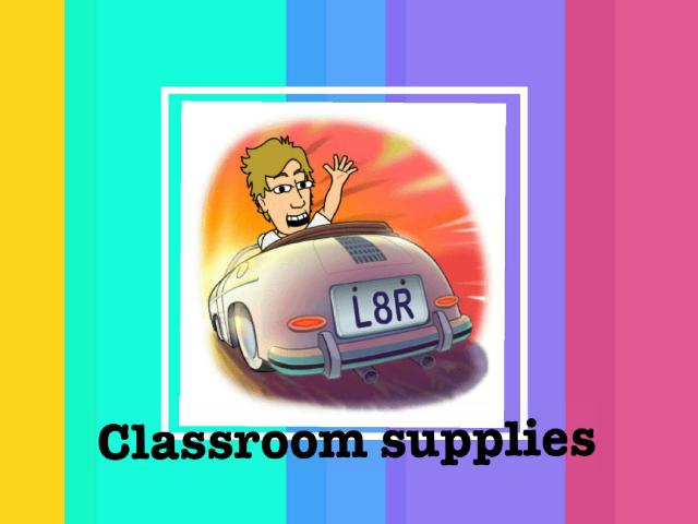 school supplies by Anselmo Augusto Fernandes