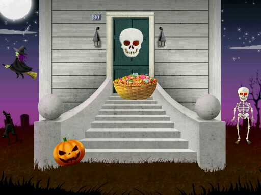 hallowen puzzle by jasiah hunter