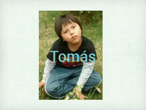 Rompecabezas Familia Tomás by Edudown Sala
