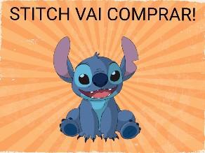 STITCH VAI COMPRAR! by Beatriz Branquinho