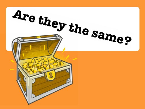 are they the same? by susan ellebracht