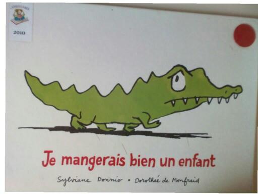 SRA Album raconté PS by Serge Salvat