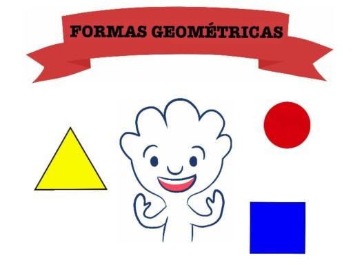 FORMAS GEOMÉTRICAS by Tobrincando Ufrj