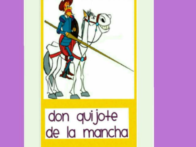 El Quijote II by Eva Garcia Nieto