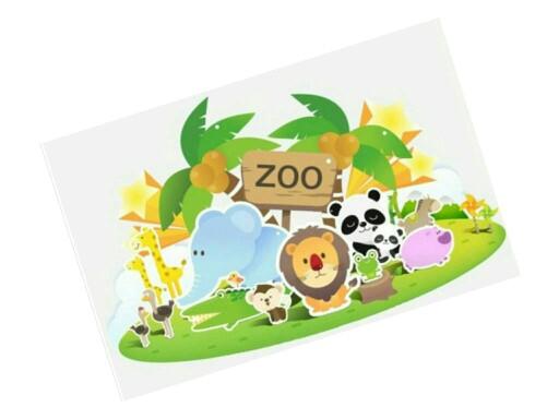 Zoo animals by CTJ Online