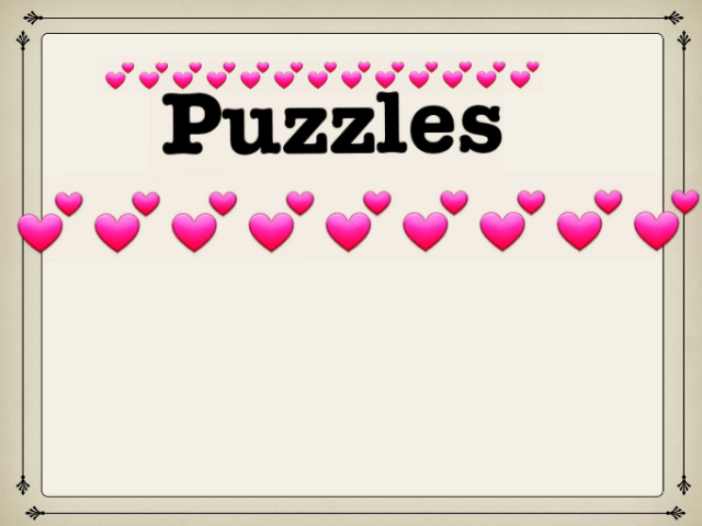 puzzles2  by Áfrika D