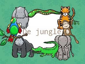 Quiz De jungle by Broux Laura