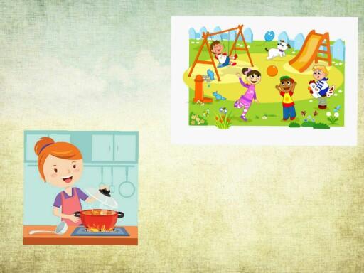 Kochen und Spielen 1 by Waltraud Mundelius