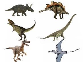 Dinosaur guessing game by Sebastian González