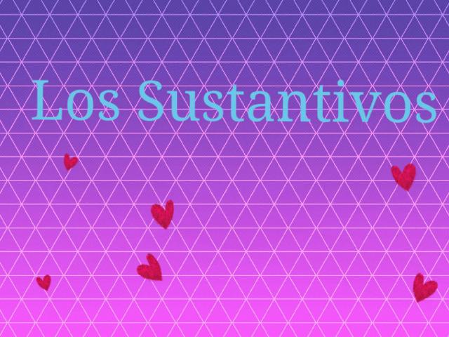 Los Sustantivos by Rochii Del risco