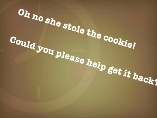 look for the cookies  by roberto tellez