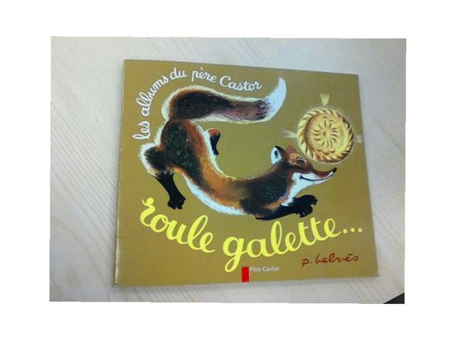 SRA Roule galette  by Serge Salvat
