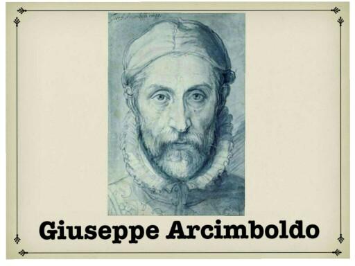 Giuseppe Arcimboldo by serena lentini