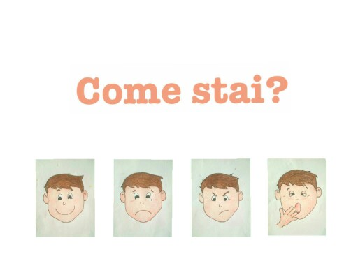 Come stai? by Marta Skerl
