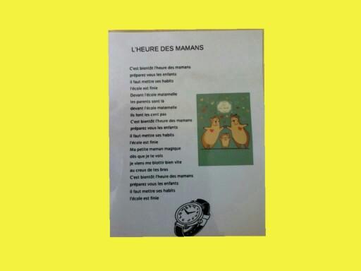 SRA  Comptine l'heure des mamans 2 by Serge Salvat