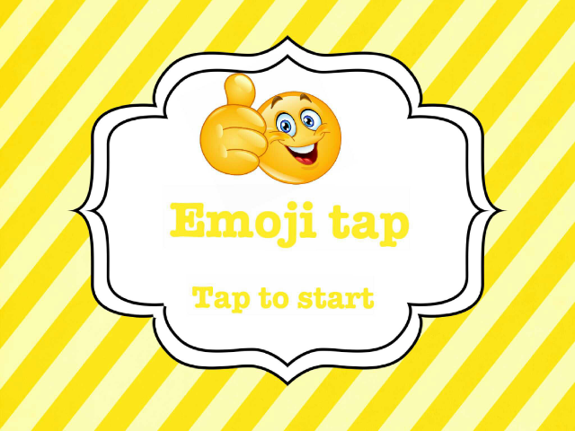 Thanks for playing thanks for playing emoji tap by Lady Thunder