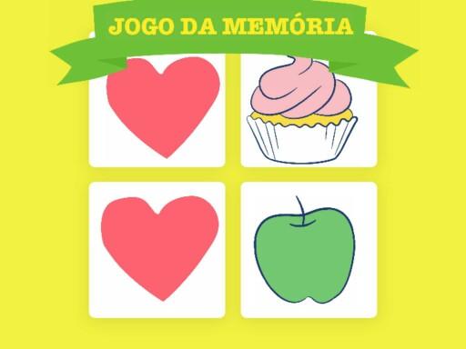 JOGO DA MEMÓRIA by Tobrincando Ufrj