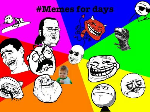 meme city!!!!!! by jasiah hunter