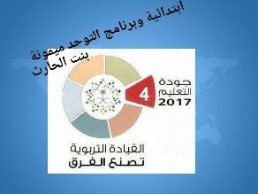 بمناسبة اليوم العالمي للجودة أعيدي تركيب الصورة لتتعرفي على شعارهذا العام by Samar Hussain