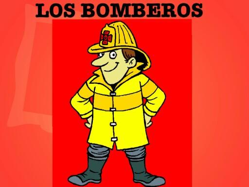 LOS BOMBEROS by María Castellano Mármol