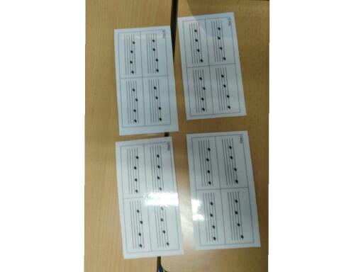 Bingo melodic #angy #claudia #ivii by Angela Gutierrez