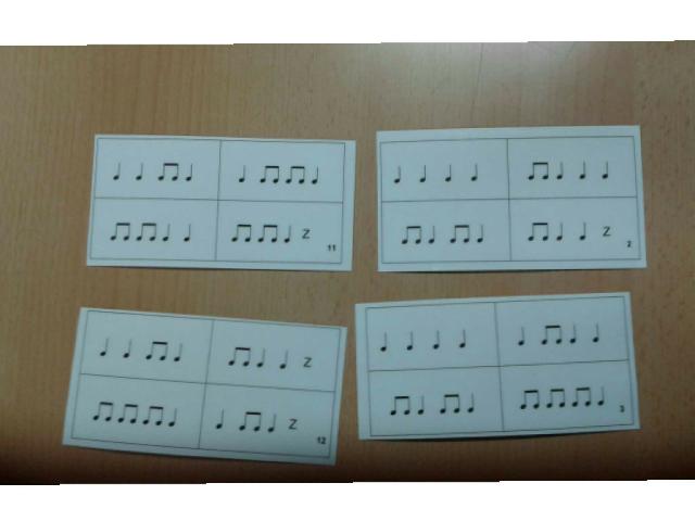 Joc ritmic Musica by jan Aurich