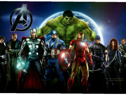 avengers quiz by mcpake family