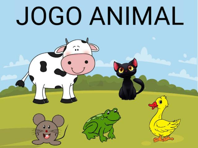 JOGO ANIMAL by Beatriz Branquinho