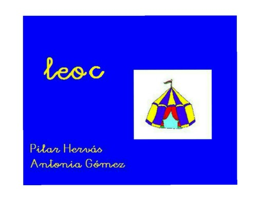 LEO CE CI by pilitoninas primitivas