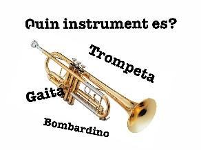 Instruments. Averigua que es.  by Francesc Josep Resurrección Pérez