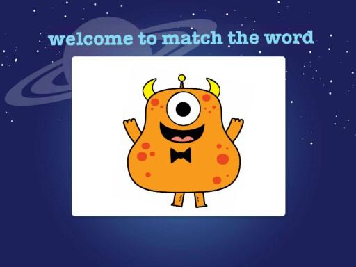 match the word by Bryn by missjayson jayson