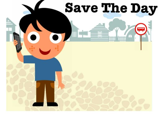 Save The Day by Katie cosme
