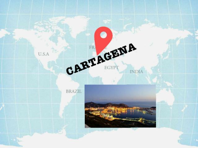 CARTAGENA SONIDOS  by Mélody RGo