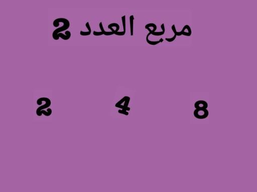 square numbers by Alwokair School